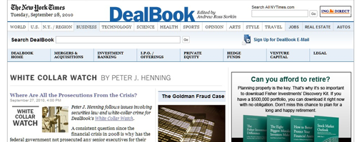 15 Fraud and Investigation News/Blog Sources