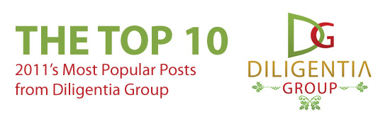 The Top Ten: 2011's Most Popular Posts From Diligentia Group