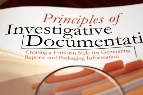 Book Review: Principles of Investigative Documentation by Philip Becnel