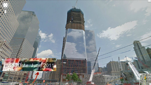 Investigative Tip: Date and Time on Google Maps Street View