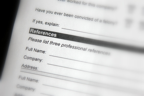 Is Checking Business or Employment References a Waste of Time?