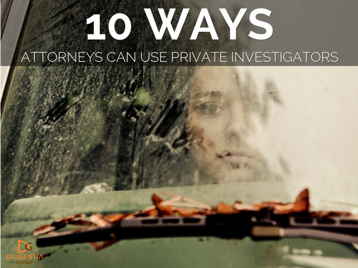 Ways to Use a Private Investigator Every Attorney Should Know