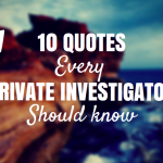 Quotes Private Investigator