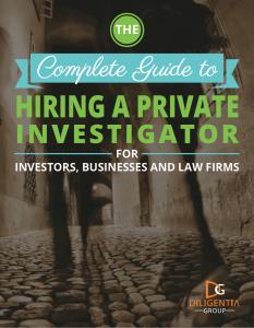 Guide Hiring Private Investigator