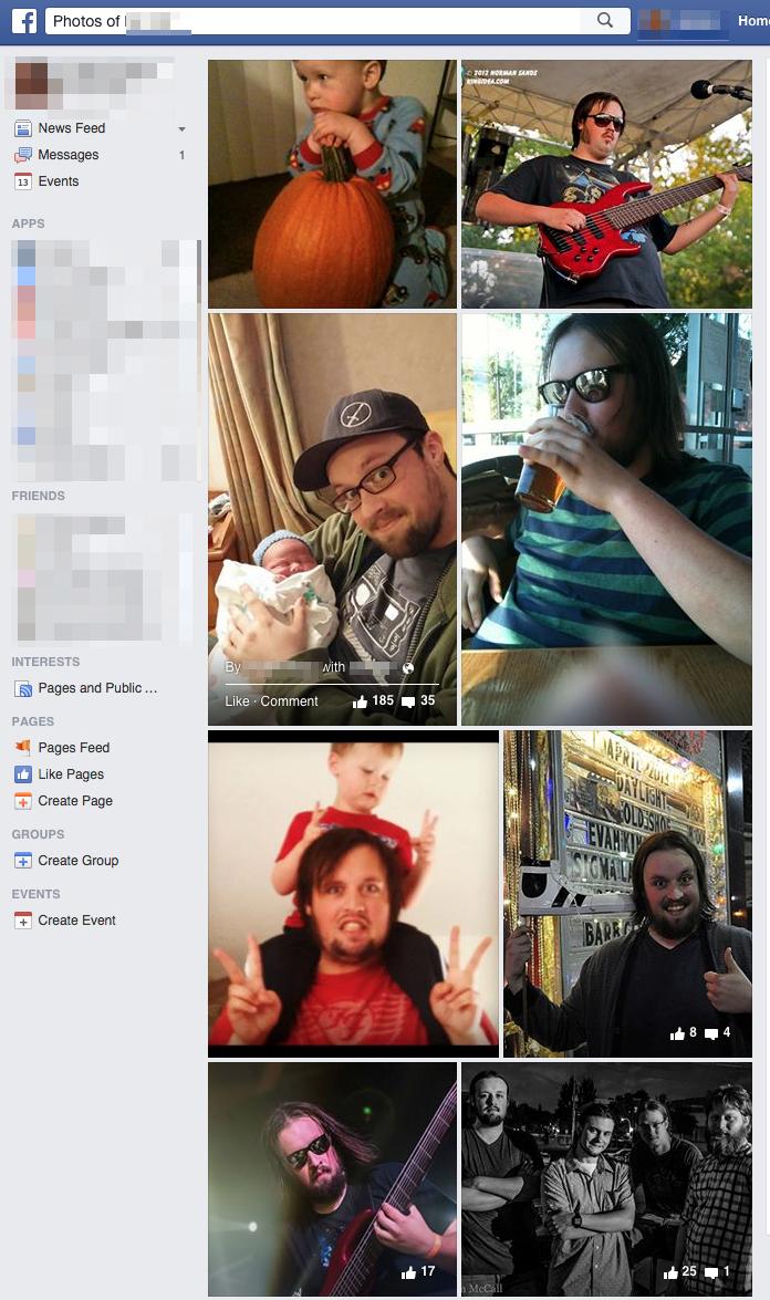 Hidden Facebook Photos 2