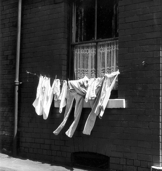 Secret Coded Messages in Washing Lines