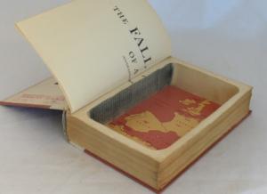 Secret Storage Hollow Book