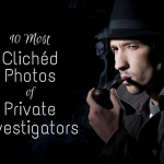 Cliche Private Investigator Photos