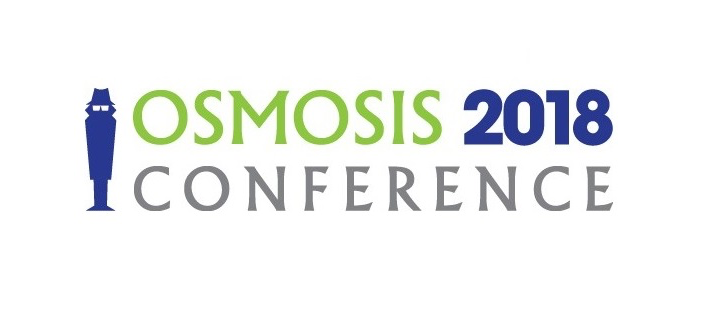 25 Takeaways, Quotes and Tools from the 2018 OSMOSIS Conference