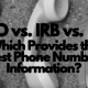 TLO vs IRB vs IDI - Phone Number